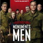 MONUMENTS MEN – Vendredi 28 mars 2014, 20h30 – Ciné 220 à Brétigny-sur-Orge
