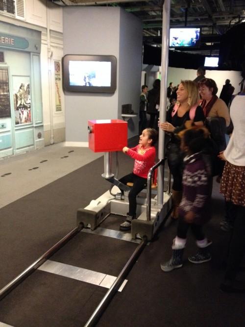 Visite de la Cité des Enfants 2014