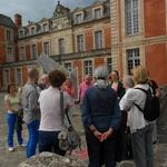 Retour sur…  «Brandon Ballengée, 2014» – Visite du Château de CHAMARANDE