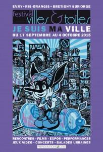 Affiche festival V&T 2015