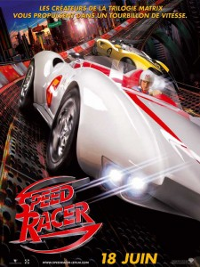 speed racer-affiche