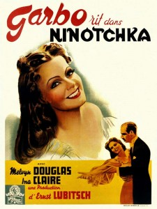 ninotchka affiche