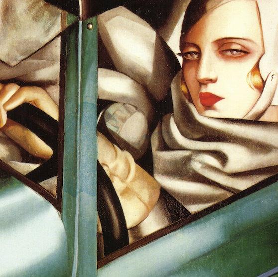 Lempicka, femmes artistes