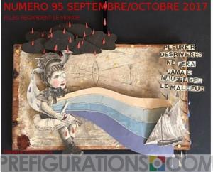 Septembre/Octobre 2017, Revue Prefigurations, numéro 95
