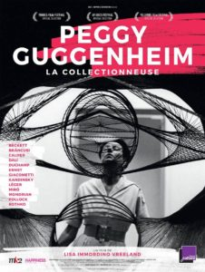 CINE-PEINTURE, Guggenheim la collectionneuse – 16 janvier 2018