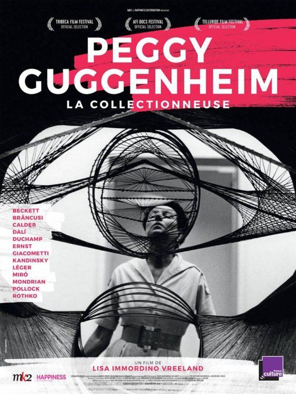 affiche-la-collectionneuse-guggenheim