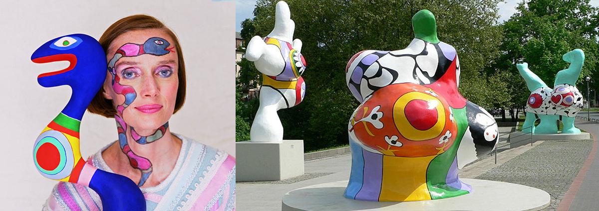 HISTOIRE DE L'ART: Nikki de Saint Phalle