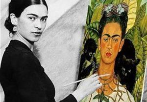 HDA : Frida Kahlo, soi et le monde – Samedi 10 Mars 2018