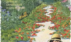 Film d'animation_linnea- jardin de MONET