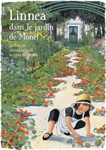 Film d'animation_linnea- jardin de MONET