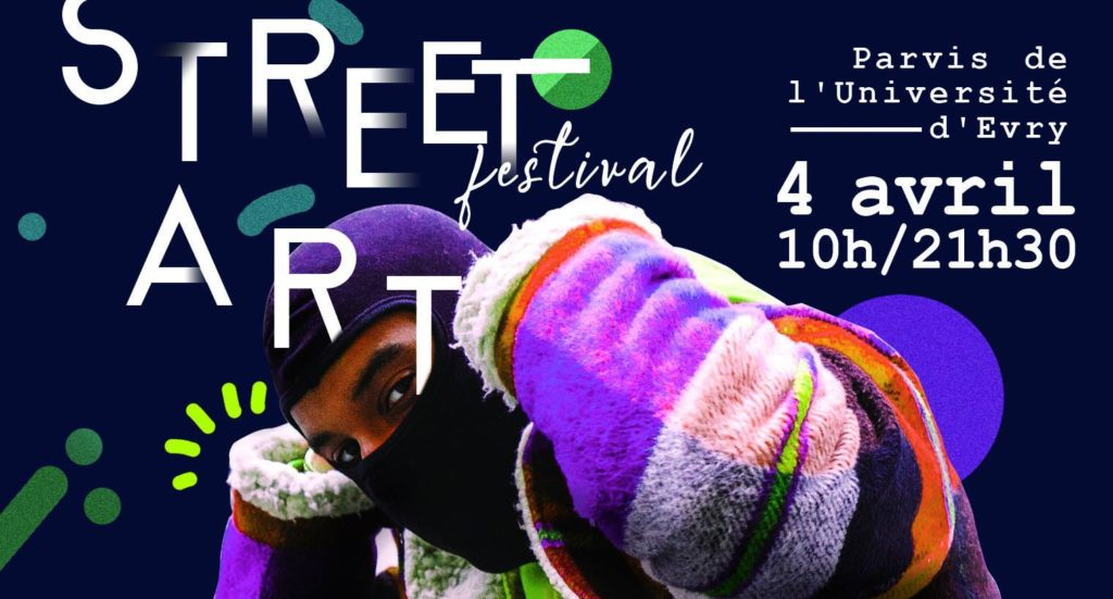 CONFÉRENCE/BALADE du Street Art Festival – Mer 4 Avril 2018