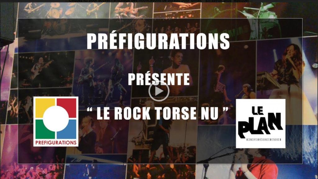 Vidéo Clin d'œil : Le rock torse nu, Juin 2018