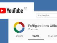 """CHAÎNE YOUTUBE : """"PRÉFIGURATIONS OFFICIEL"""", Tous les titres disponibles"""