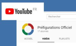 You tube-prefigurations OFFICIEL