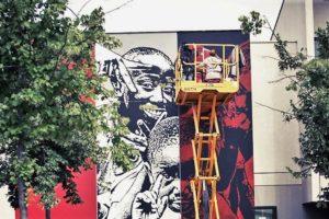 Street art Tour en Bus, Dim 1er Juillet 2018