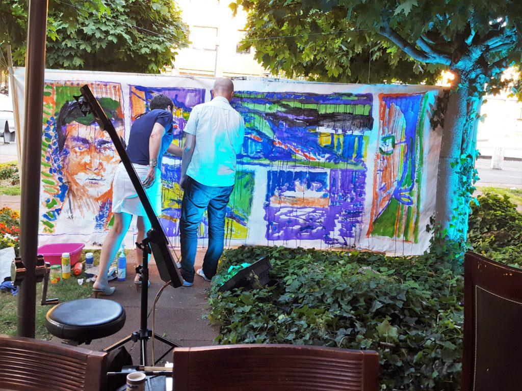 VIE DE L'ASSOS : La fête des 15 ans de Préfigurations