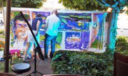 duo pictural-Franck-senaud-Houssa-kuy-2018