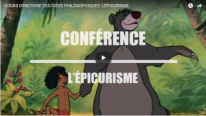 Vidéo HISTOIRE DES IDEES : L'épicurisme