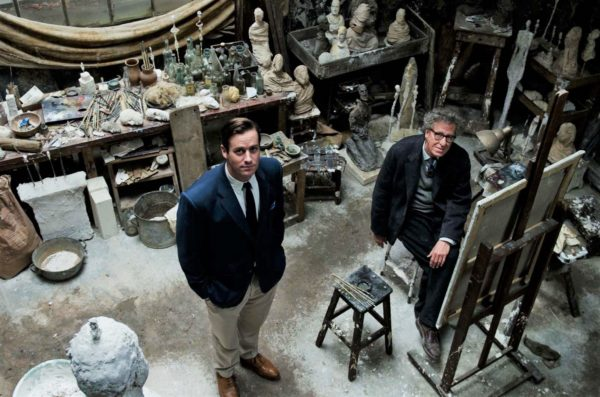Giacometti, the final portrait