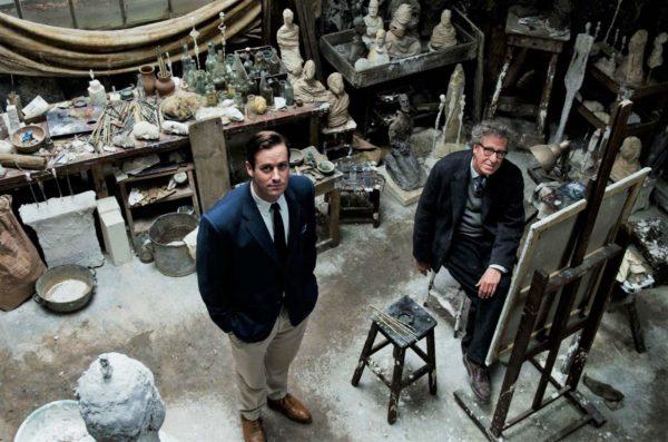 Giacometti, the final portrait