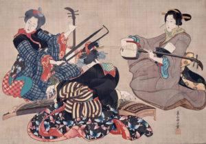 "HDA : ""Hokusai et sa fille Katsushika Ōi"", Dimanche 21 octobre 2018"