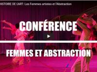 Vidéo HDA : Conférence «Femmes et abstraction»