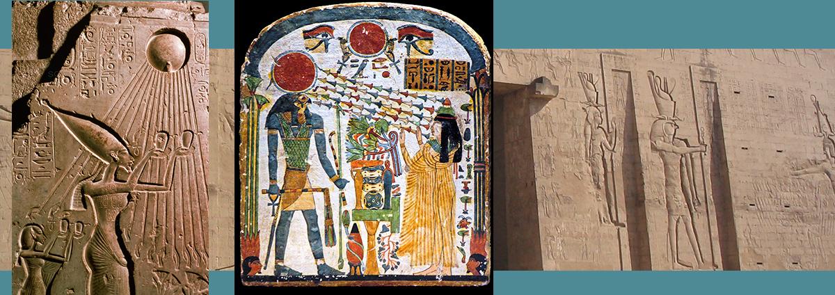 """Conférence HISTOIRE DE L'ART """"L'Egypte"""""""