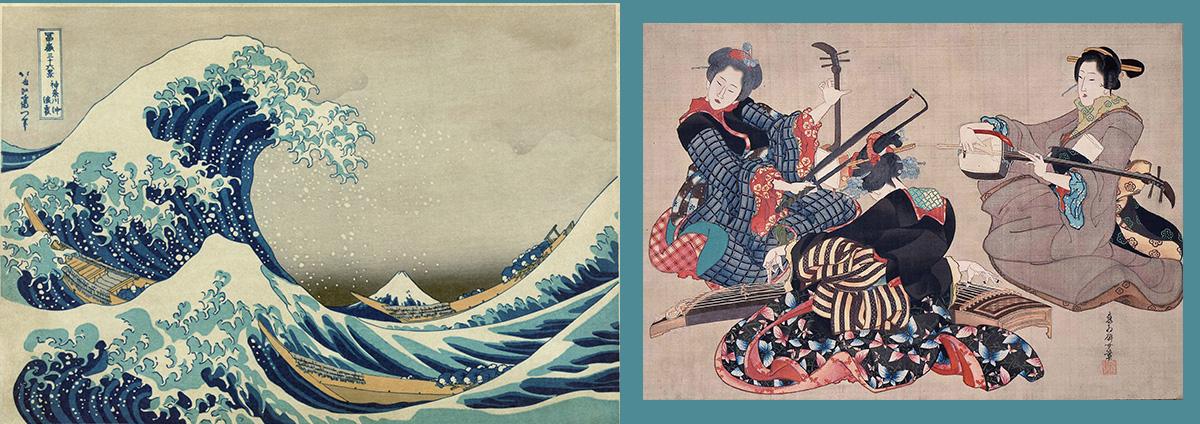 "Conférence HDA : ""Hokusai et sa fille Katsushika Ōi"""