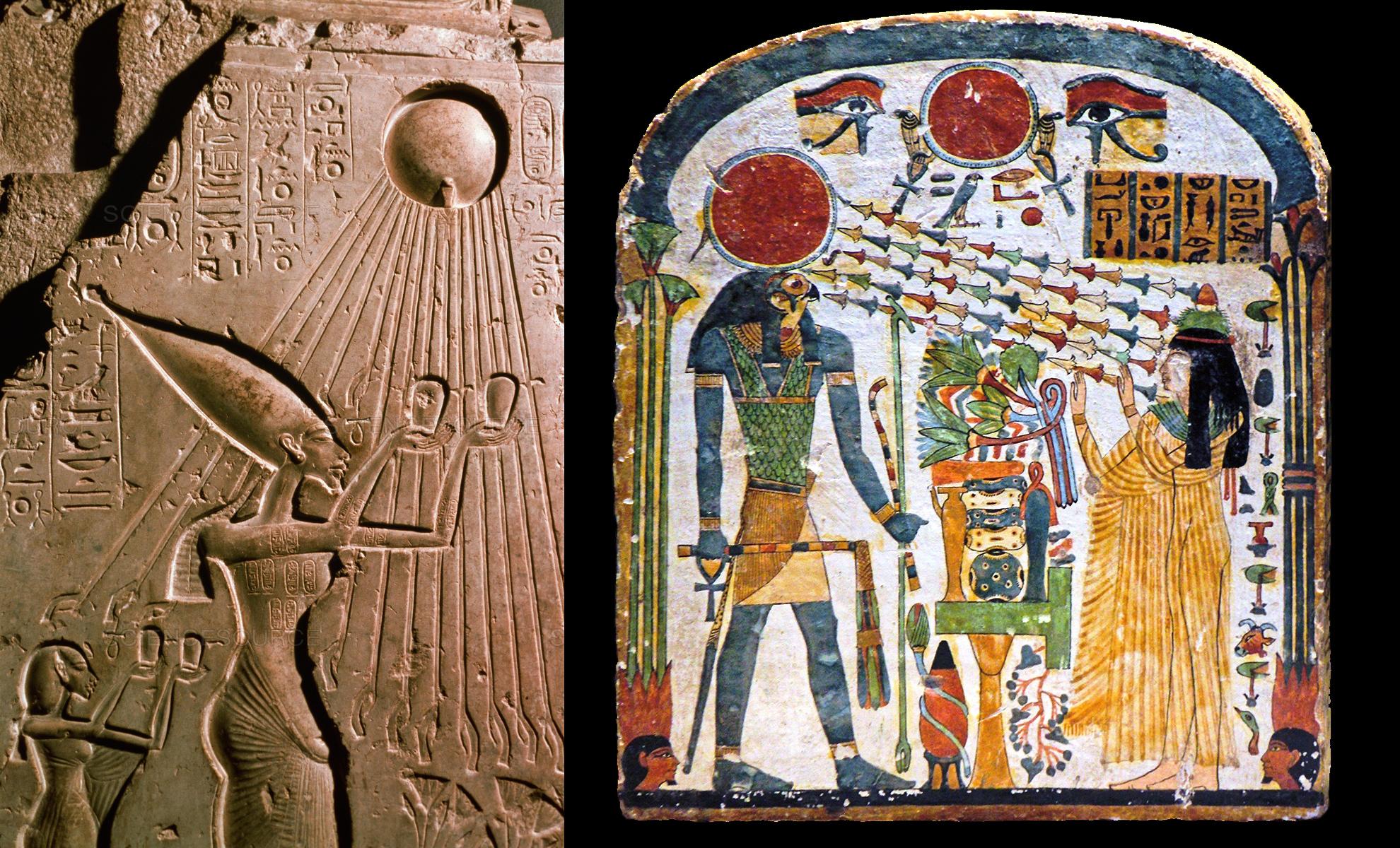 """Histoire De l'Art """"L'Egypte"""" @ Médiathèque Colette"""