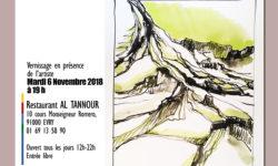 affiche2018-expo-novembre-Dessins-jardins-Hussa-Kyu-v1