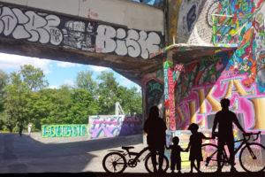 BALADE STREET ART à vélo, Dim 18 Novembre 2018, ANNULÉE