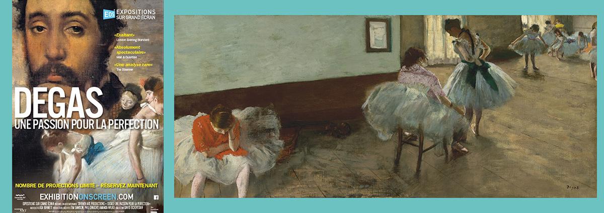 CINÉ-PEINTURE : Degas, une passion pour la perfection