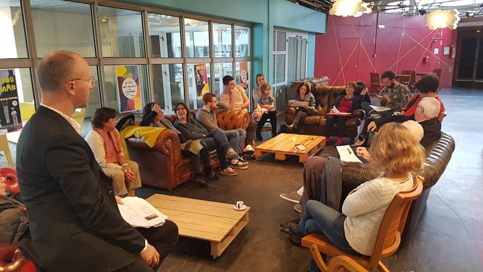 VIE DE L'ASSOS : Réunion du conseil de novembre 2018