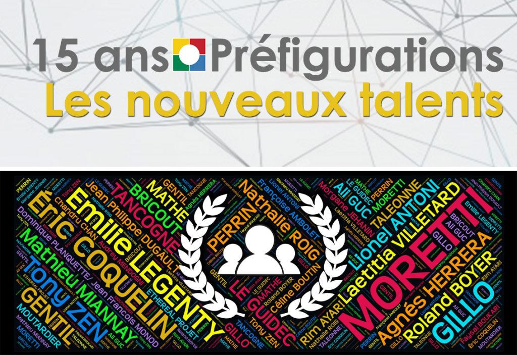 NUAGE DE MOTS -15 ans- Nouveaux talents Evryens