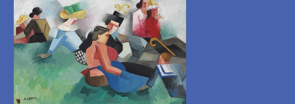 """Conférence HDA """"Révolution par la forme : le cubisme """""""