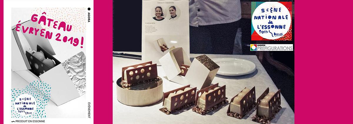 Concours GÂTEAU EVRYEN 2019