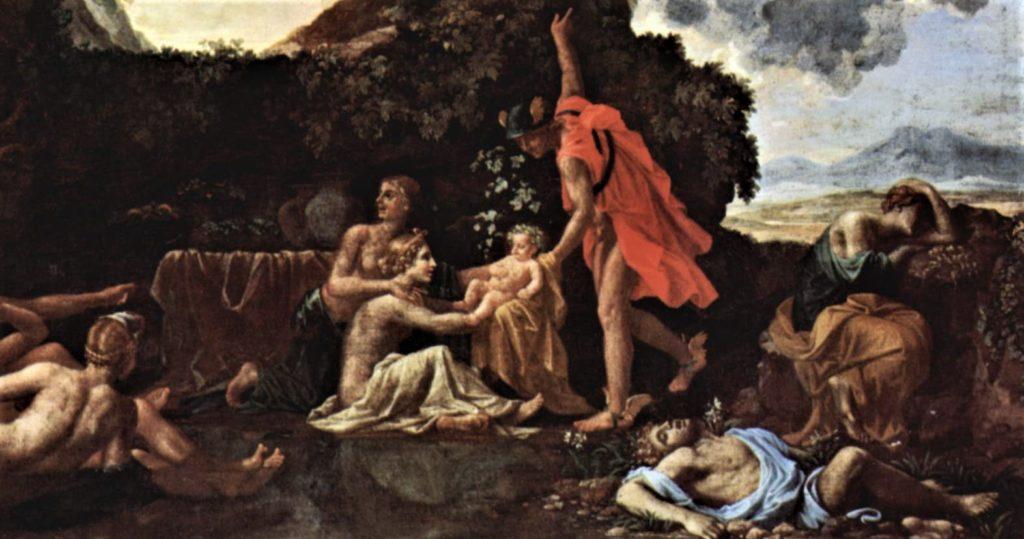"HDA "" Poussin, peintre Philosophe"", Samedi 12 janvier 2019"