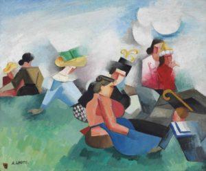 """HDA """"Révolution par la forme : le cubisme """", dimanche 20 janvier 2019"""