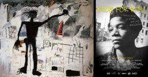 """CINÉ -PEINTURE """"Basquiat"""" , Vendredi 25 janvier 2019"""