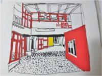 Vie de l'asso : Urban Sketchers Essonne