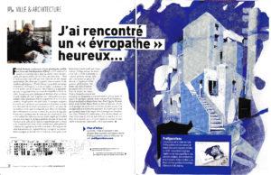 Point-Presse Février 2019 : Livre «Ville à dessein» de Franck Senaud