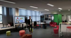VIE DE L'ASSO : Atelier Canopé pour Evry-Courcouronnes