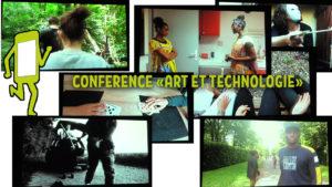 """CONFÉRENCE  """"Art et Technologie"""", Mardi 7 mai 2019"""