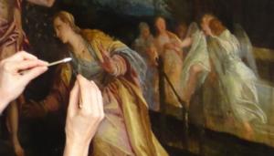 "HDA : ""La restauration des œuvres d'art"", Samedi 06 avril 2019"