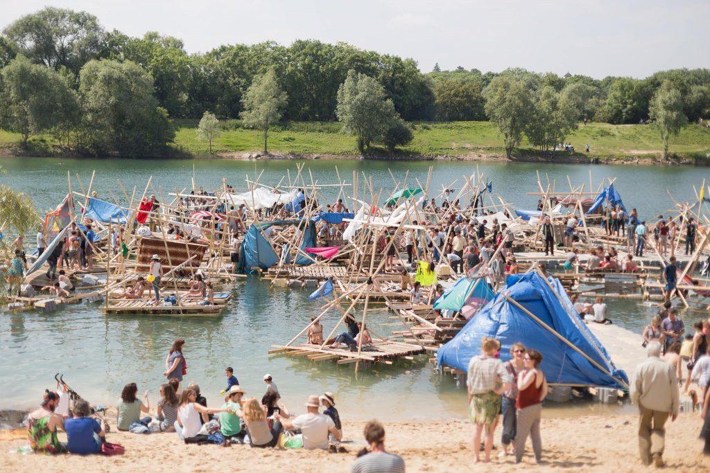 SORTIE CROQUIS Bords de Seine – Bellastock, Samedi 13 juillet 2019