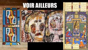 """Conférences HISTOIRE de l'ART, Cycle """"Voir Ailleurs"""": L'image de l'Autre"""