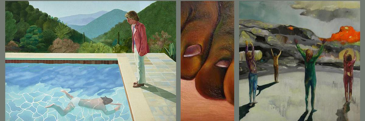 Conférence Peinture contemporaine