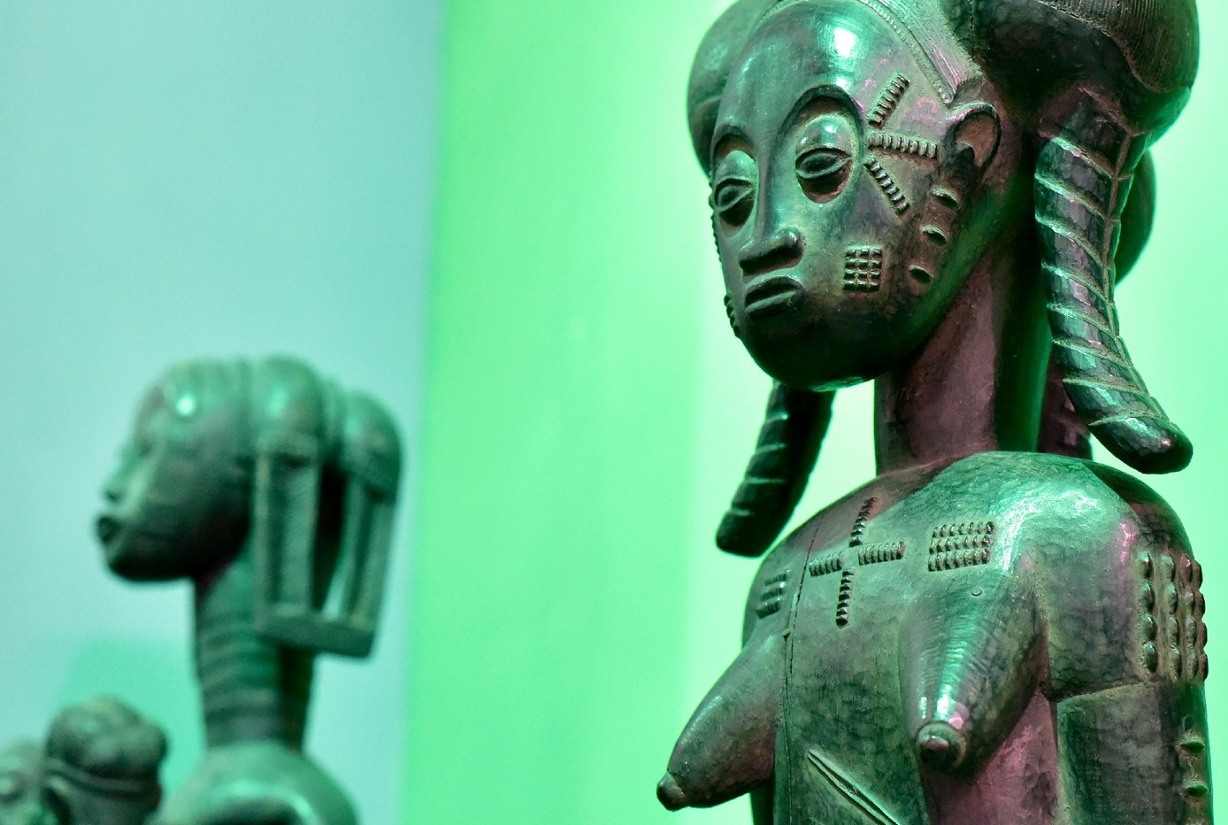 statue-exposition-renaissance-musee-Abidjan