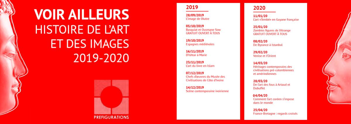 Programme 2019-2020-HISTOIRE DE L'ART : VOIR AILLEURS