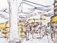 VIE DE L'ASSO : Les Croquis de USK Bord de Seine – Bellastock